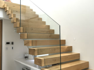 Case Study - Floating Stairs